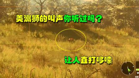 猎人荒野的呼唤7:美洲狮的叫声你听过吗?让人直打哆嗦