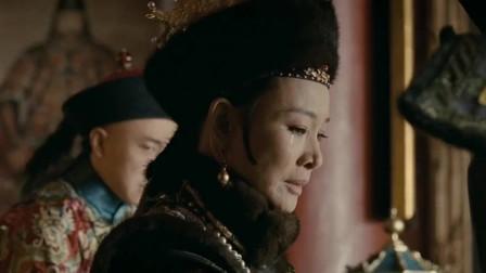 袁世凯讲了路易十六的下场后,太后哭了,不希望被砍头、饿