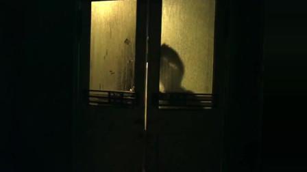 电梯惊魂男子独自来到医院的地下18层,被眼前场景吓到