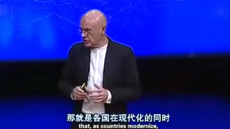 英国教授:未来领导世界的将会是中国,西方应先了解他们的文化!