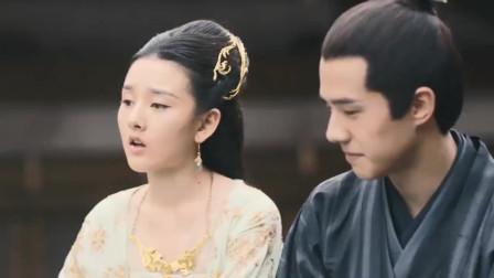 《九州缥缈录》羽然和吕归尘在一起好甜,两人都笑得很开心