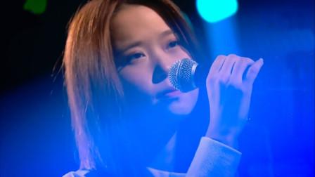 中国好声音:骆蕾《小半》,酷我依旧诠释爱