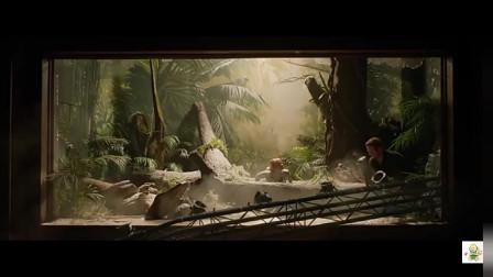 《侏罗纪公园2》这个恐龙进步了,把人类的智商比没了