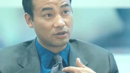 洪兴老大蒋天生非常会做人 懂得给对方面子 郑伊健抽烟的样子很帅 !