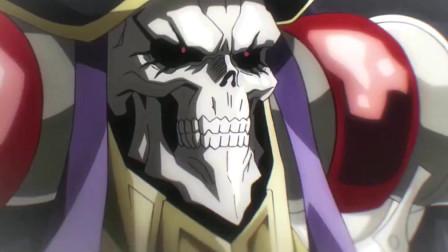 Overlord:骨傲天认为军队是由专业士兵组成的,在娜贝眼里是渣渣