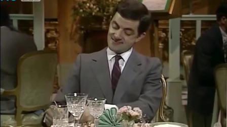 憨豆先生:过个生日,自己给自己写贺卡,还装作是别人送的,太逗了!