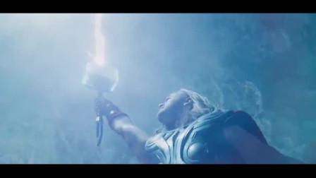 复联唯一可以媲美三人决战灭霸画面 雷神暴揍钢铁侠 队长霸气出手