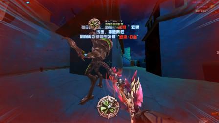 特战英雄生化模式:拿着败亡剑第三阶段守点刀僵尸!