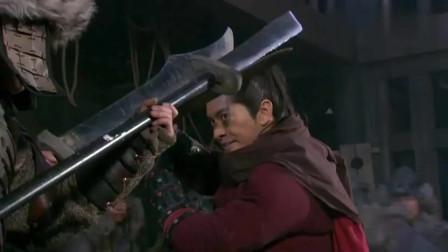 精忠岳飞:岳飞杨再兴大战金兵,哪料杨再兴枪法刚猛,一枪捅的金兀术呆住了!