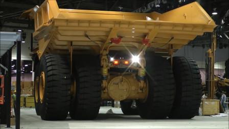 世界最大的卡车,轮胎价值9辆宝马,一天烧油3万为何不让上路?