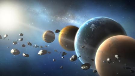 """宇宙就像""""无底洞"""",是什么力量让地球悬浮空中?我们会掉下去吗?"""