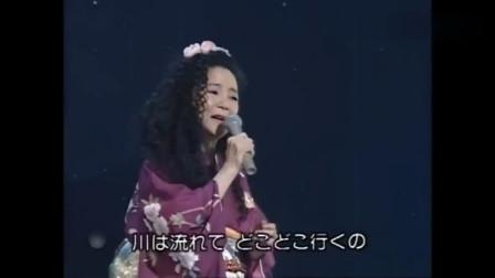 邓丽君演唱日语《花心》原曲,吊打周华健