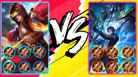 峡谷单挑赛:铠vs达摩,铠:前两局打爽了吧?现在到我了!