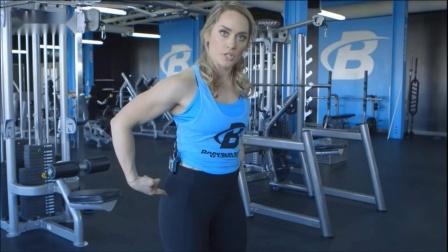 【OG健身】深蹲前激活动作 运动健身训练