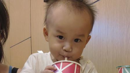 超可爱的奶茶宝宝!