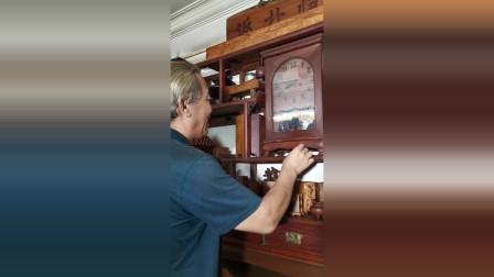 我十来年前做的钟表外壳