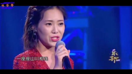 云朵太牛了,跨年演唱会献唱《青藏高原》,韩红都被比下去了