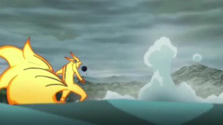 火影忍者:鸣人vs佐助 终结谷最后一战,这就是青春的终结战!