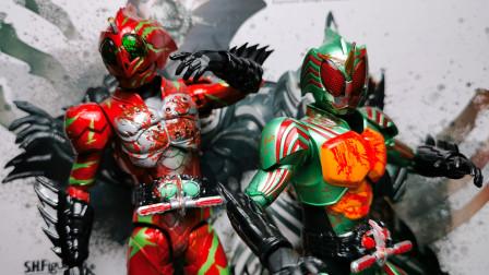 假面骑士Amazons亚马逊 最后的审判套装SHF 可动玩具