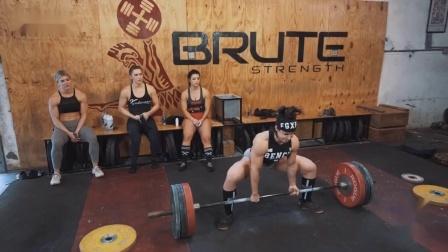 【OG健身】举重 力量举 健美 CrossFit 小姐姐们哪家强 2集
