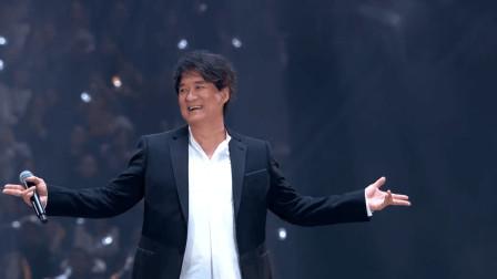 乐坛大器晚成的歌手,周华健26岁依然拮据,任贤齐31岁才一夜爆红