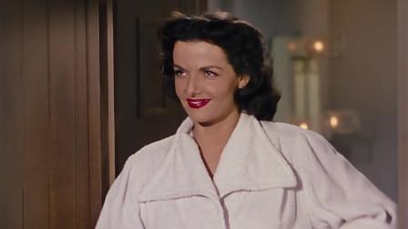 绅士爱美人:本来是来求和,各种被梦露拒绝,只能看她表演讨欢心