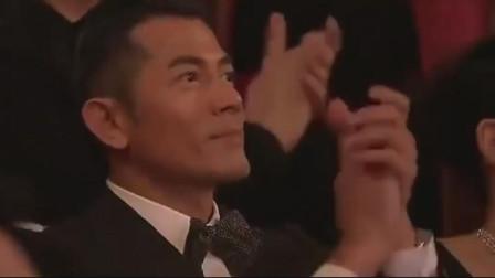 朴树又在台湾唱《平凡之路》唱醉全场大咖,郭富城连连鼓掌