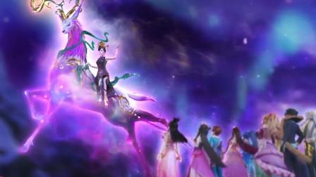 精灵梦叶罗丽:辛灵复活已成定局,重要的元神在这个娃娃身上!