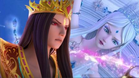 精灵梦叶罗丽:颜爵有情敌了!火领主一句话道出与冰公主的暧昧关系!