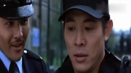 致命罗密欧:李连杰影片精彩片段,看他如何机智逃脱,胆识过人