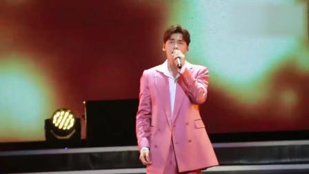 李易峰粤语演唱《当年情》,身穿粉红西装少女心快要泛滥!