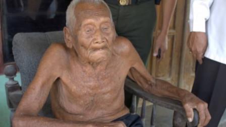 世界最长寿老人,活过3个世纪,送走几代子孙,最大心愿就是死亡