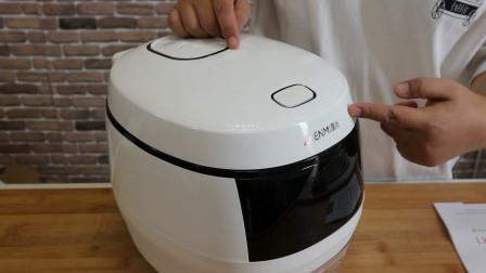 """高科技产品""""脱糖电饭锅"""",没想到蒸米饭还能过滤淀粉,太神奇了"""