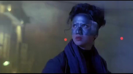 东方三侠:女飞侠射出了飞镖,打到隐形人,还救下一个孩子!