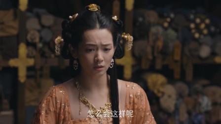 《九州缥缈录》小舟要当女皇帝?这个气势很可以,刚好保护世子!