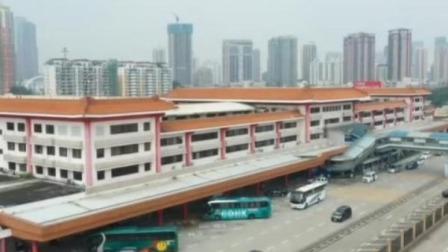 珠江新闻眼 2019 深圳:中国的开放窗口 全球最大海陆空口岸城市