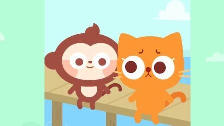 儿歌多多 萌宝日常 可爱亲子短视频 猫猫不想上学的原因