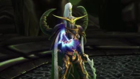 魔兽世界:恶魔猎手剧情CG,有多少人是因为这个CG回归游戏的?