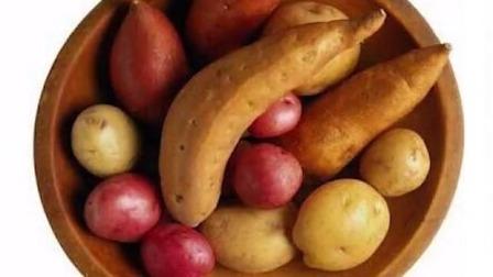 """4 主食丨薯类-饱腹低脂,性价比最高的减肥""""米饭"""""""
