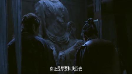 长安十二时辰:龙波发现张小敬骗他,十分伤心,张小敬说我想让你干干净净地活着