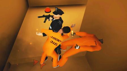 【祥云解说】监狱模拟器丨你见过这么沙雕的犯人么?