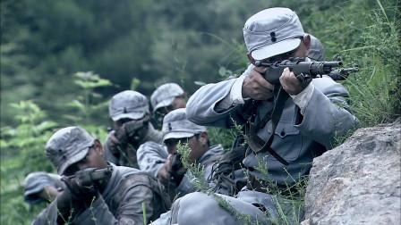 鬼子大佐用百姓威胁八路军,队长用命来换百姓,单挑的话八路队长说你赢不了