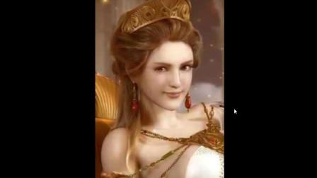 皇帝成长计划:获波斯美女迪雪仑,楚王要吃西餐