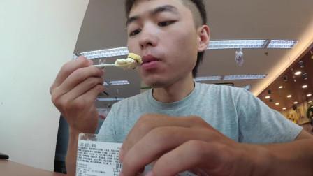 兴仔小厨:便利店之蚝油牛肉饭,关东煮,搭配咸芝士蛋糕