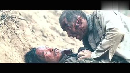 《第一滴血》里面最恐怖的机枪,威力太猛了,看着都虐心!