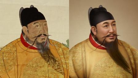 尝试绘制明成祖朱棣画像,你觉得还原度有几分?