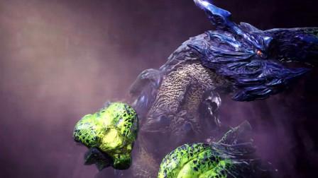 MHW【怪物猎人:世界】DLC【冰原】PV4.碎龙冰牙龙
