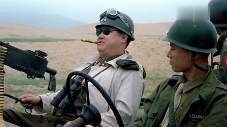 甲方乙方:日常坦克训练,怎料左翼竟出现美军,给小伙都整懵了!