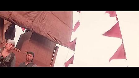 一次漂亮的突袭,黄飞鸿假扮成米商,一举拿下海盗
