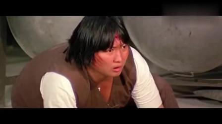香港经典功夫片《林世荣》朱砂掌五行掌